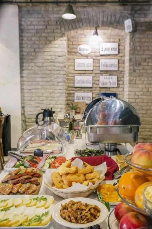 Švedski sto Restoran Veliki